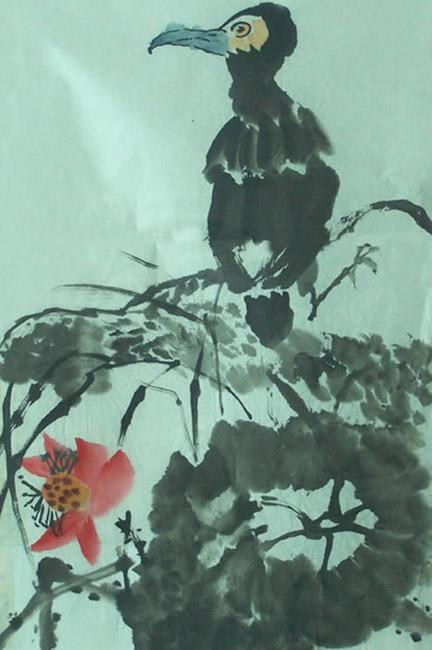小鸟在树枝简笔画大图内容|小鸟在树枝简笔画大图版面设计