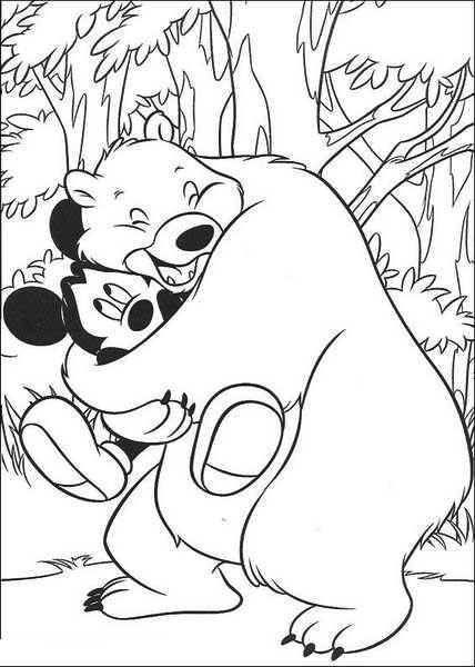 米老鼠简笔画27