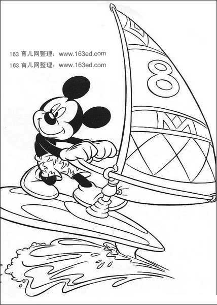 米老鼠简笔画25