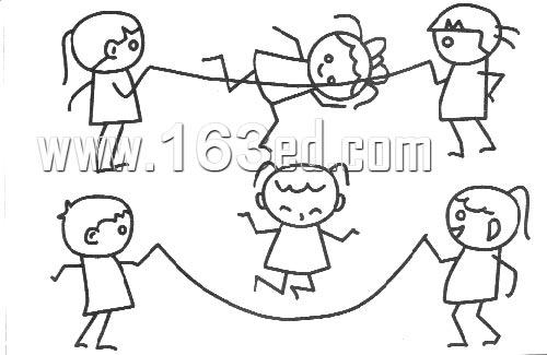 人物簡筆畫25—簡筆畫網