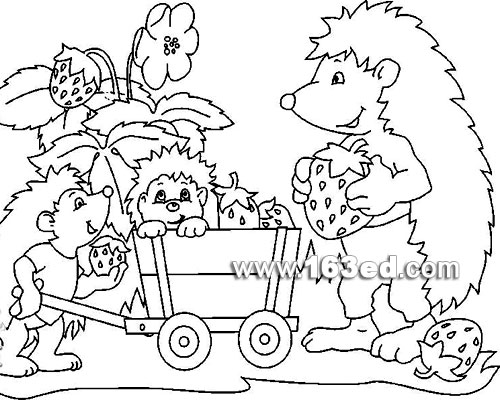 com, 可爱小熊简笔画图片12 小鹿的简笔画图片4张 沙漠动物简笔画15张