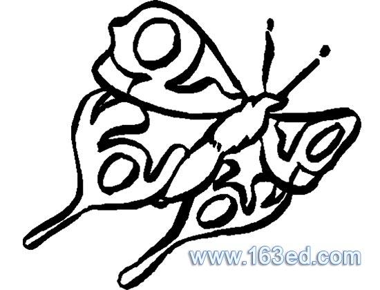 蜻蜓简笔画_动物简笔画大全 _ 美术必学课  动物简笔画大全|小动物简