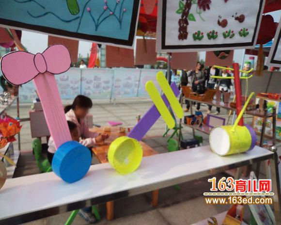 廢舊物品手工小制作:瓶蓋樂器—兒童手工制作網