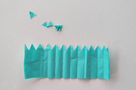 纸花的手工制作教程—儿童手工制作网