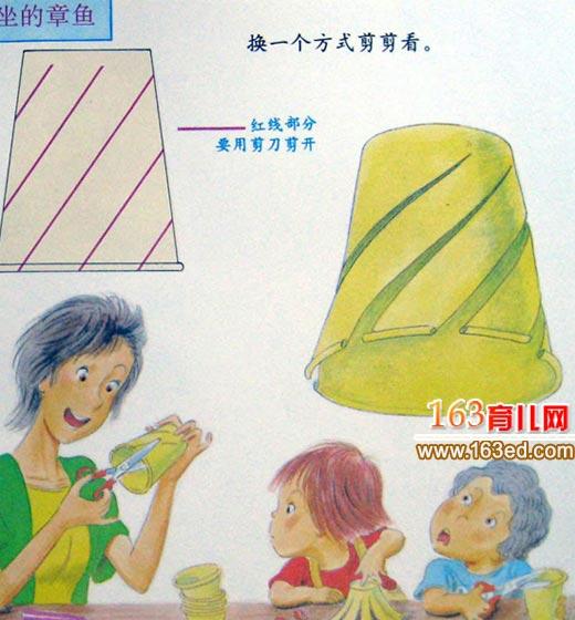 纸杯手工制作:章鱼玩具—儿童手工制作网