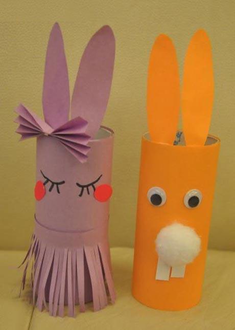 小制作纸筒_幼儿手工小制作纸筒设计  一次性纸杯手工制作小动物图片