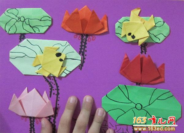 纸工艺制作方法图解