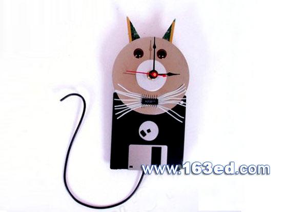 幼儿园老师光碟手工作品 - 动手网