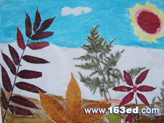 我爱学校 [风景]树叶粘贴画风景篇:闻香 [风景]树叶粘贴画风景篇:兔子